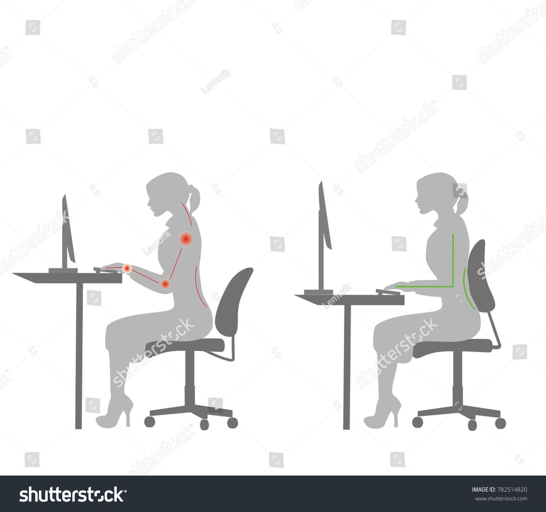 posture corrector for office chair reupholster leather sitting at desk hostgarcia