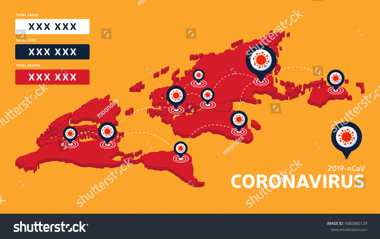 19 Worldwide Coronavirus Covid 19 Map