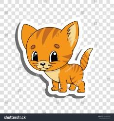 Cute Cartoon Character Colorful Vector Illustration Stock Vector Royalty Free 1564496833