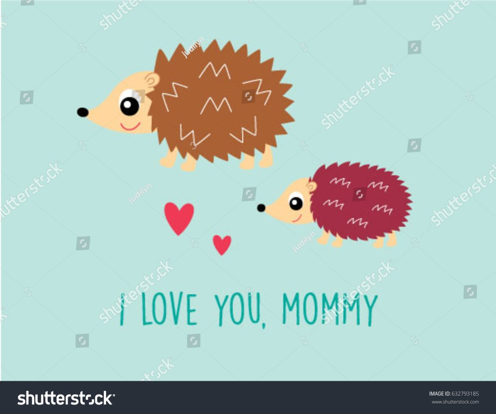 medium resolution of cute hedgehog mother day greeting card cute porcupine mother day greeting card cute porcupine mother day greeting card clipart cute porcupine mother day