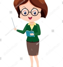 cute woman teacher [ 1001 x 1600 Pixel ]
