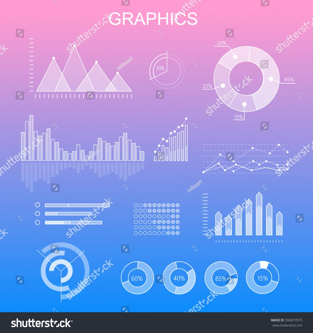 medium resolution of data tools finance diagram and graphic chart and graphic vector business diagram data finance