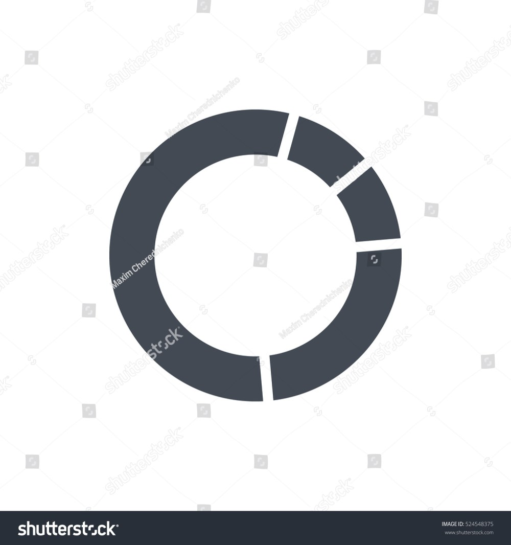 medium resolution of diagram chart icon vector business solid glyph silhouette