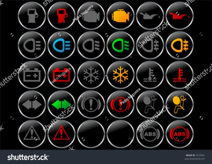 Car Light Symbols Gallery Meaning Of This Symbol