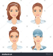 female hairstyles girl
