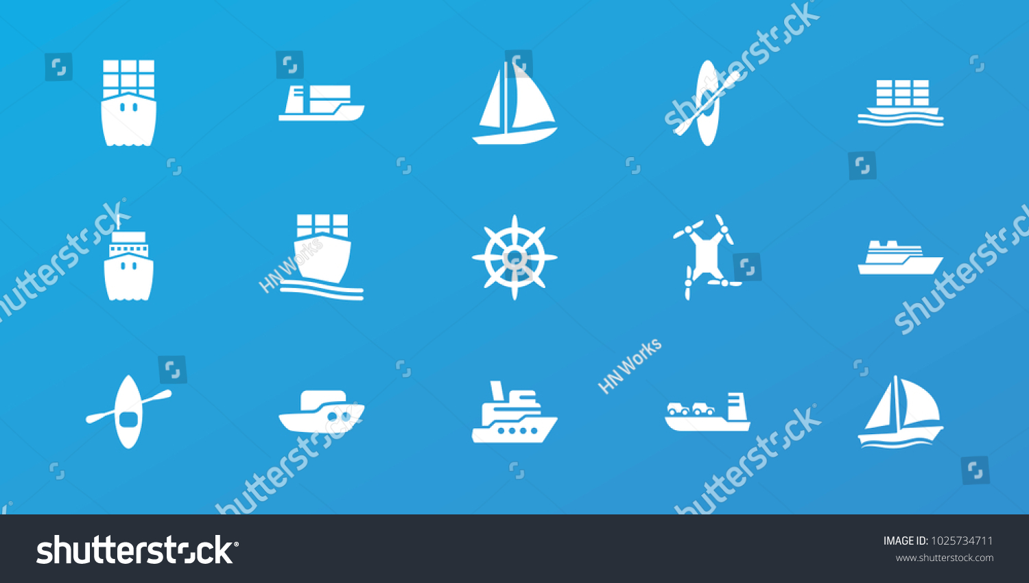 hight resolution of editable 15 boat icons boat ship helm cargo ship rowing