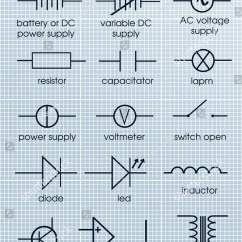 Electrical Wiring Diagram Symbols 1992 Honda Prelude And Meanings