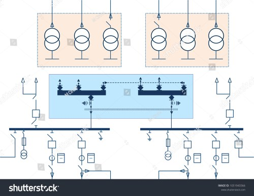 small resolution of electric wiring diagram for power transformers