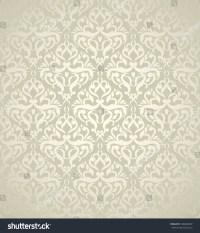 Elegant Wedding Background Light Damask Design Stock ...