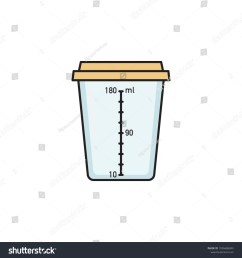 empty sterile plastic container for urine specimen sample collection medical exam urinalysis flat vector illustration isolated on white background  [ 1500 x 1600 Pixel ]