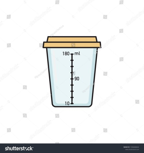 small resolution of empty sterile plastic container for urine specimen sample collection medical exam urinalysis flat vector illustration isolated on white background