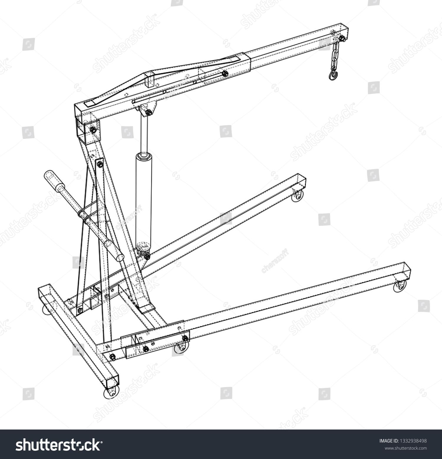 hight resolution of engine hoist diagram wiring diagram tutorial flygt pump wiring diagram engine hoist diagram