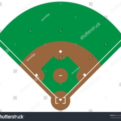 Regulation Baseball Field Diagram 2001 Nissan Engine Diamond Template Cubicle Setup Compound Direct