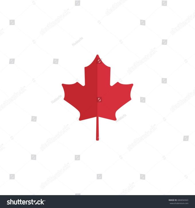 Clip Art Red Maple Leaf Zoshwiki
