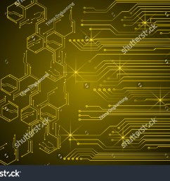 future technology yellow light cyber security concept background abstract hi speed digital data internet [ 1500 x 1137 Pixel ]