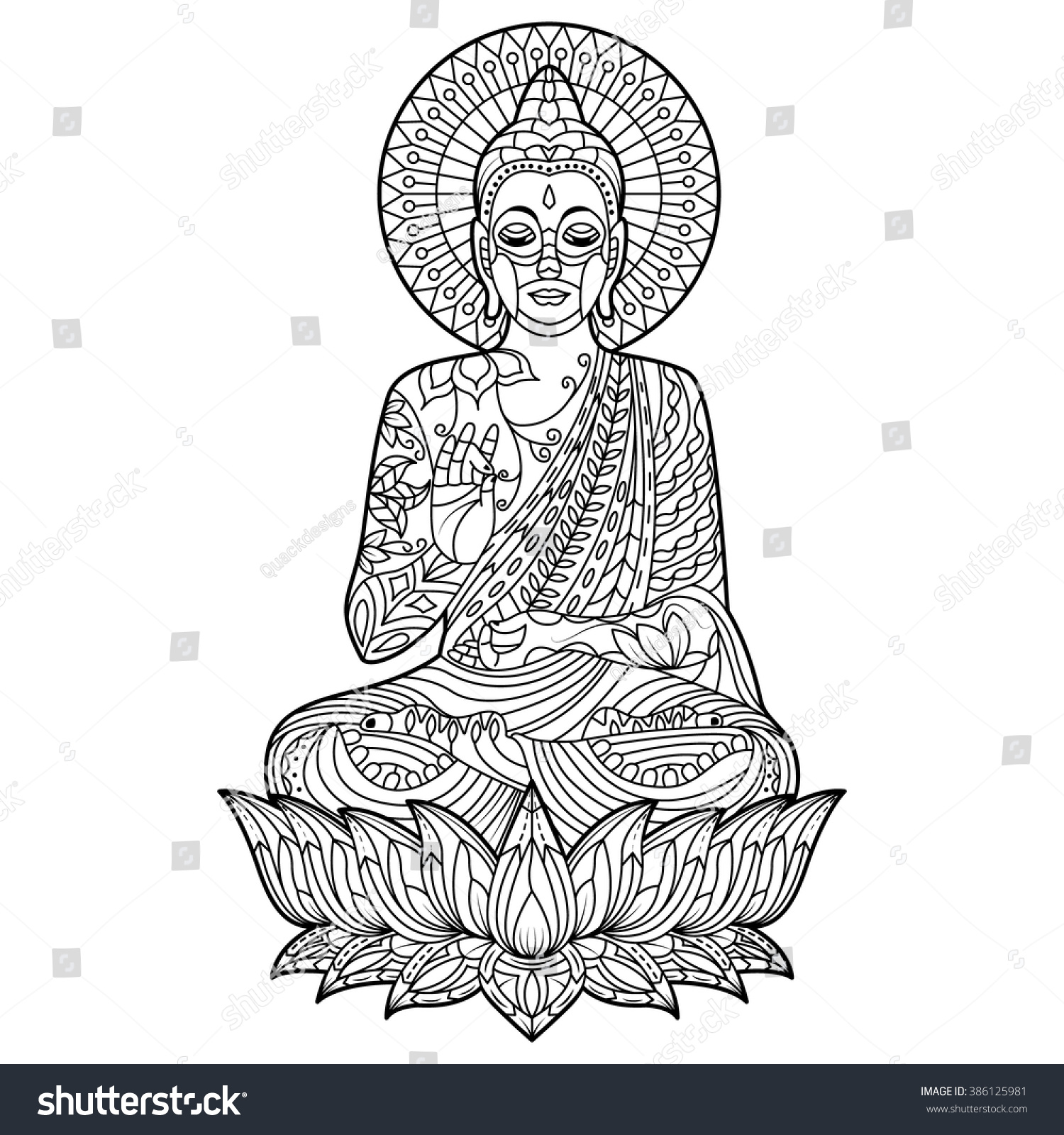 Adult Coloring Book Pages Free Download Zen Bohemian Sacred Geometry