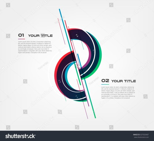 small resolution of some of chart graph parts processes vector business template for presentation can be used for workflow layout diagram banner web design vector