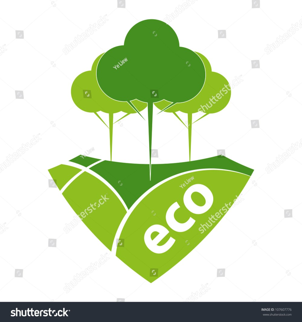 medium resolution of green eco reforestation concept green forest and pasture