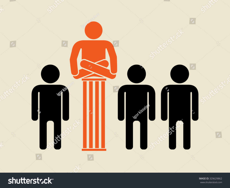 Guru - Highly Recognized And Respected Expert Stock Vector Illustration 329629862 : Shutterstock