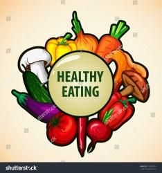 food background healthy menu vector vegetable illustration vectors illustrations shutterstock footage music