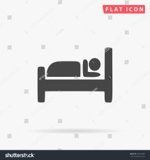 Hotel Icon Vector. Object