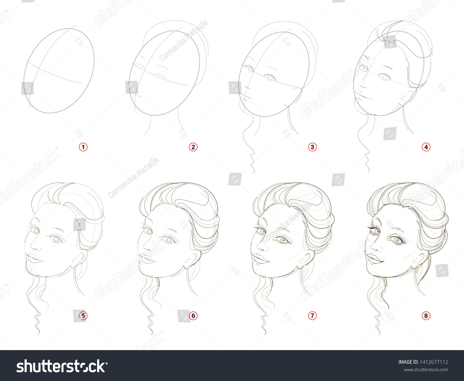 How To Draw Nose Step By Step With Pencil