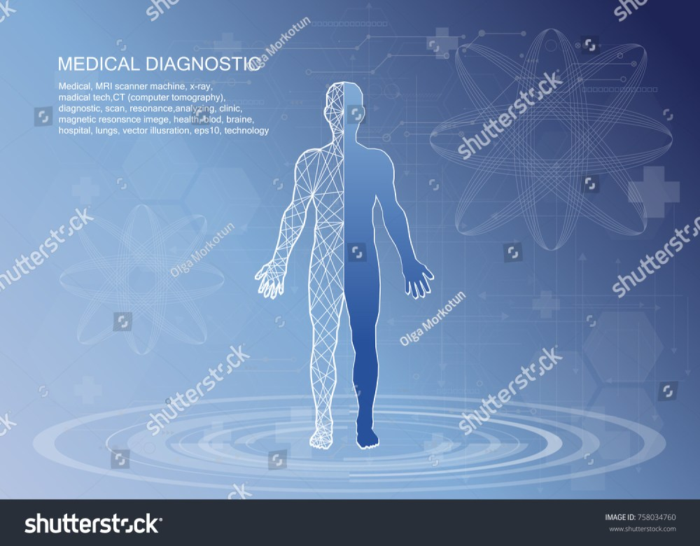 medium resolution of human body health care with medical icons organs charts diagrams and copy space