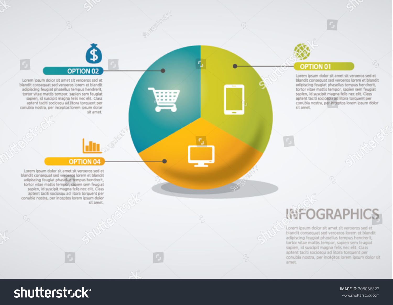 hight resolution of info graphics tri partition venn diagram