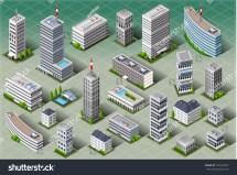 3D Building Illustration