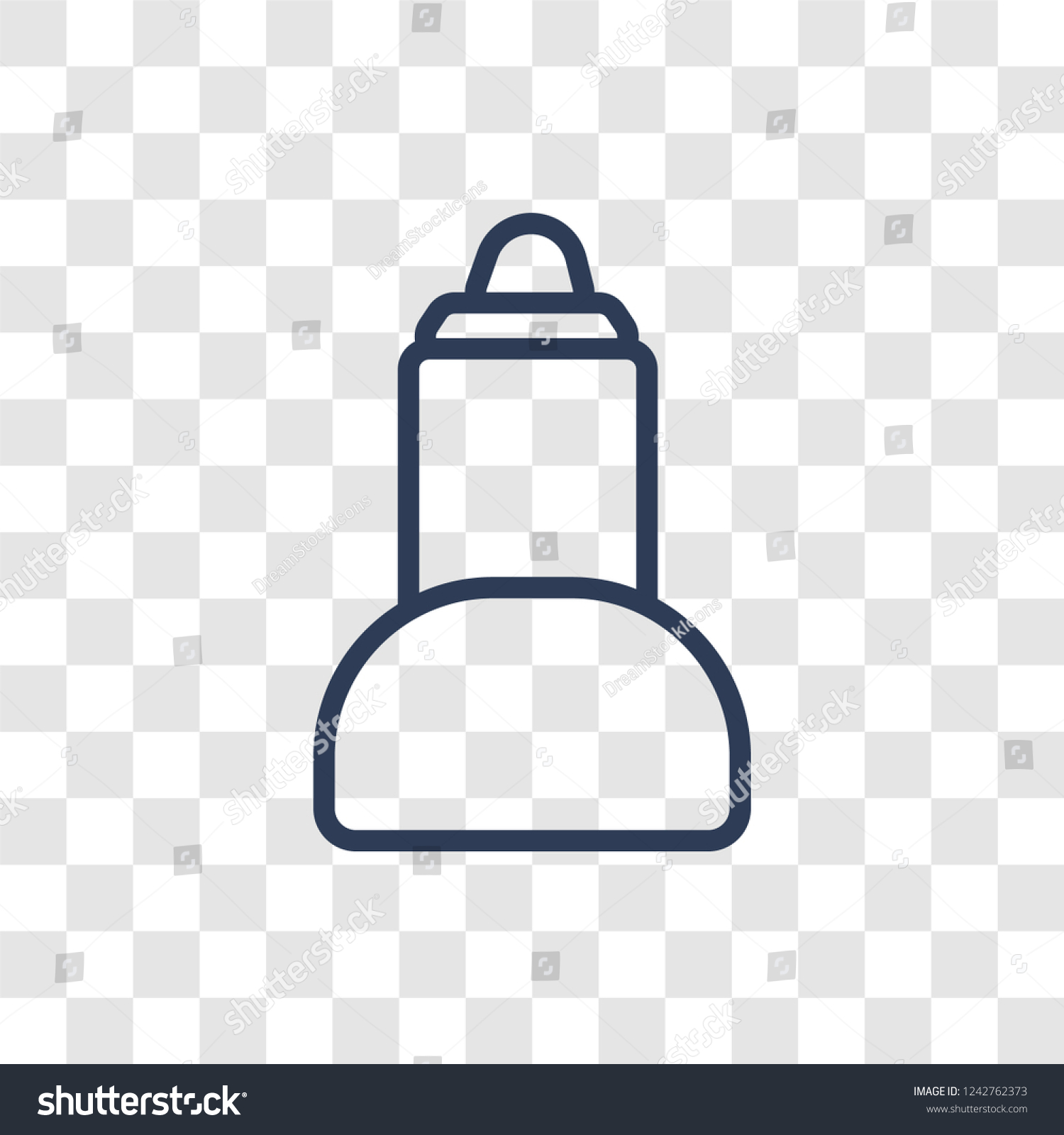 hight resolution of jack connector icon trendy linear jack connector logo concept on transparent background from music collection
