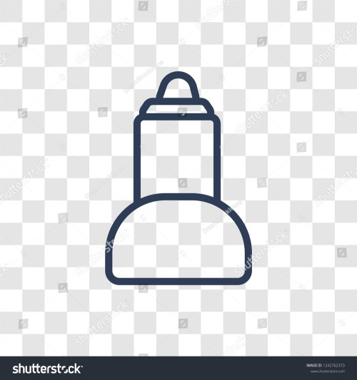 small resolution of jack connector icon trendy linear jack connector logo concept on transparent background from music collection
