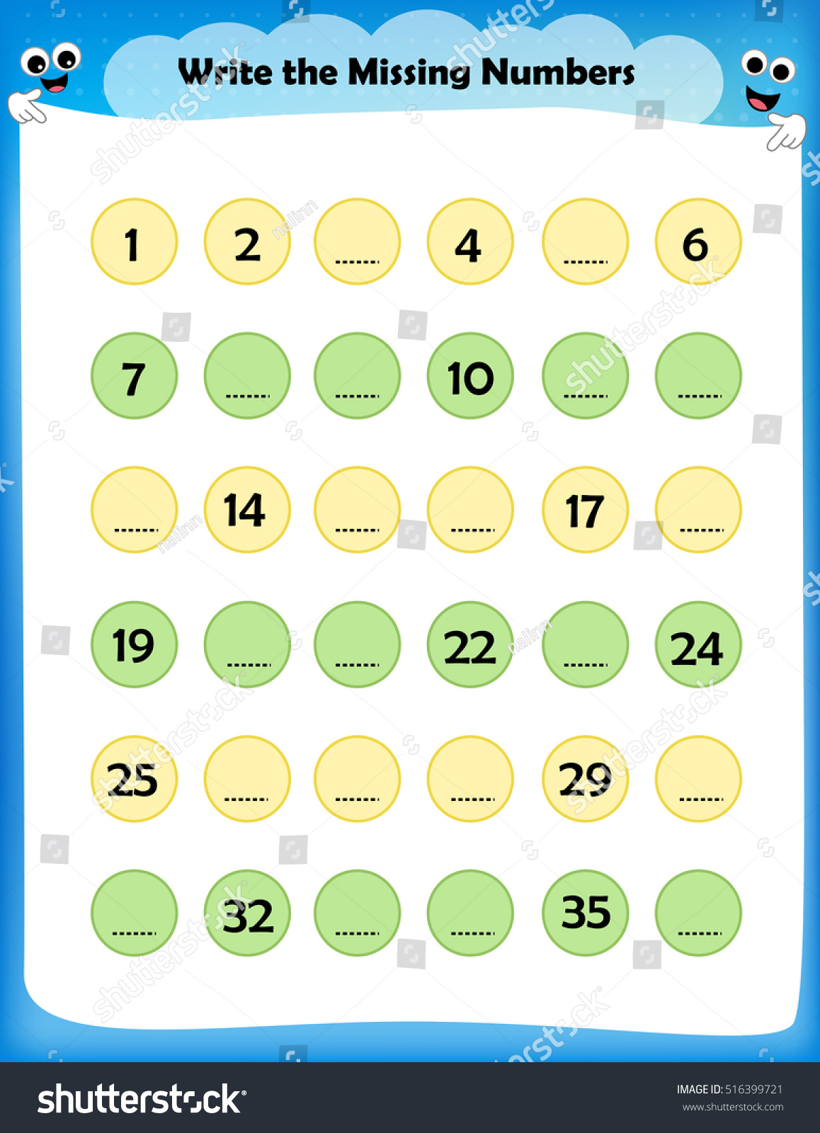 Portuguese Math Worksheet