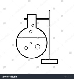 laboratory tube test with burner base [ 1500 x 1600 Pixel ]