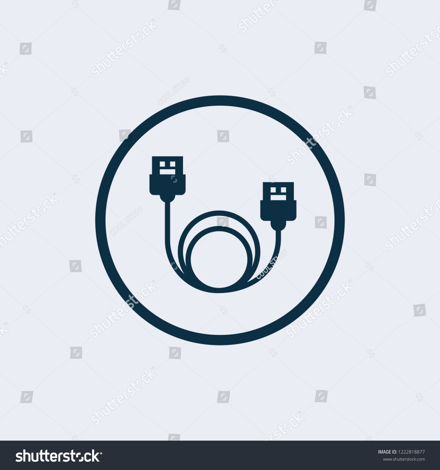 hight resolution of lan cable network internet icon vector ethernet connector with cable symbol wire cable computer icon ethernet cable icon