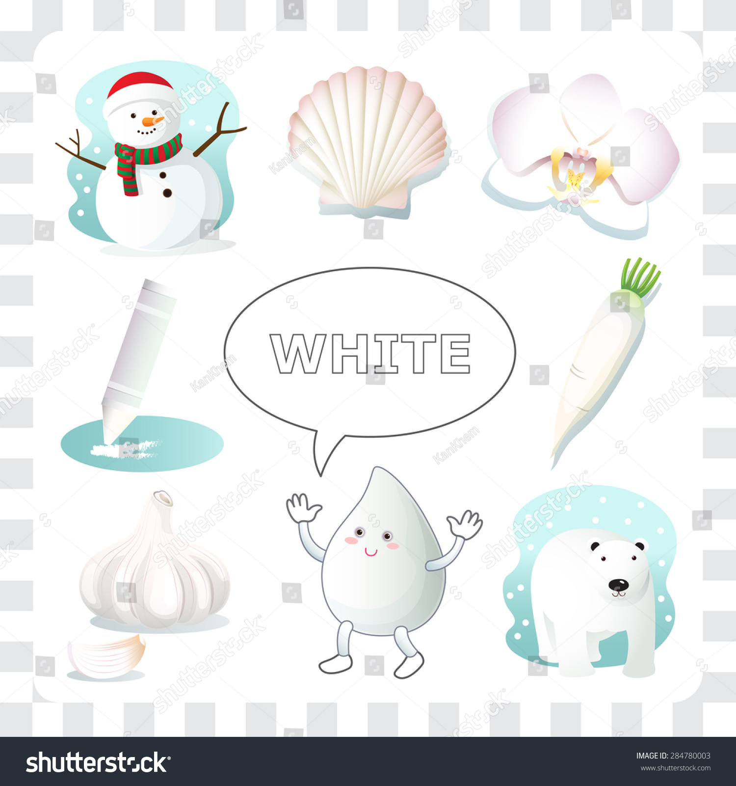 List Of Synonyms And Antonyms Of The Word White Things