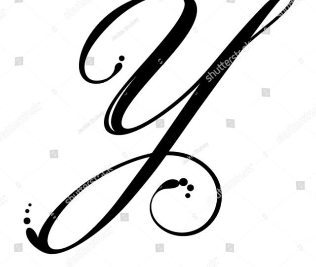 Letter Y Script
