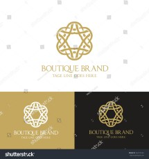 Luxury Fashion Brand Logo Design