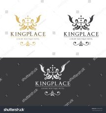 Luxury Vintage Crests Logo Collection. Business Sign
