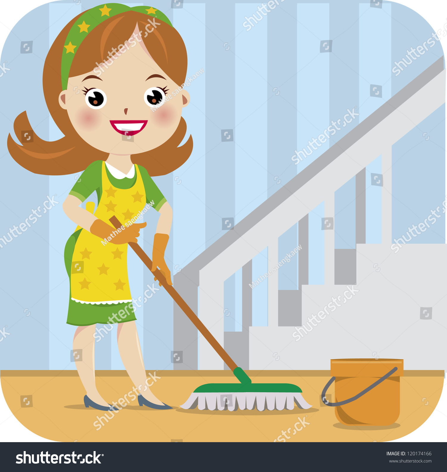 House Cleaning Services Clip Art  Cliparts