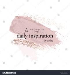 make up grunge glitter brush strokes clipart in beige nude colors pastel splatter texture [ 1500 x 1600 Pixel ]