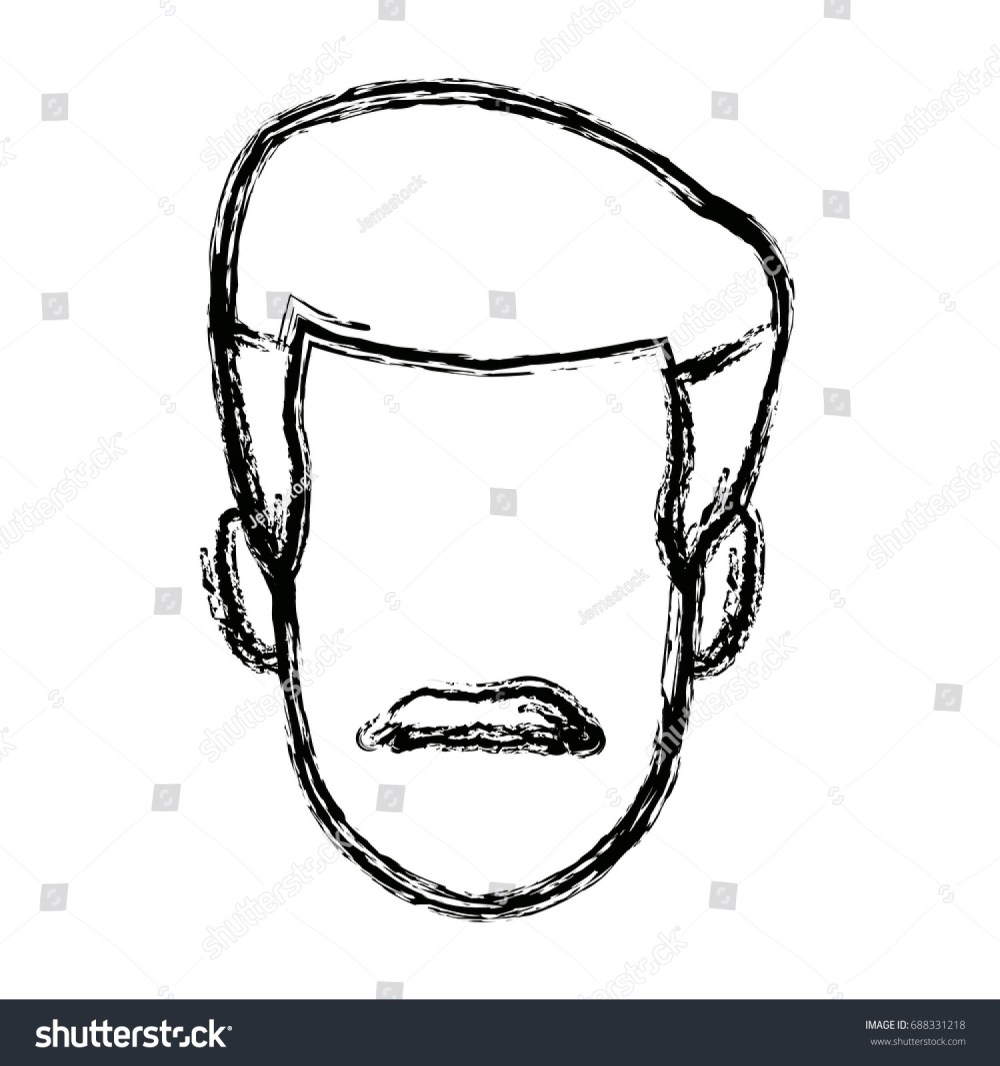 medium resolution of man employee face person character work