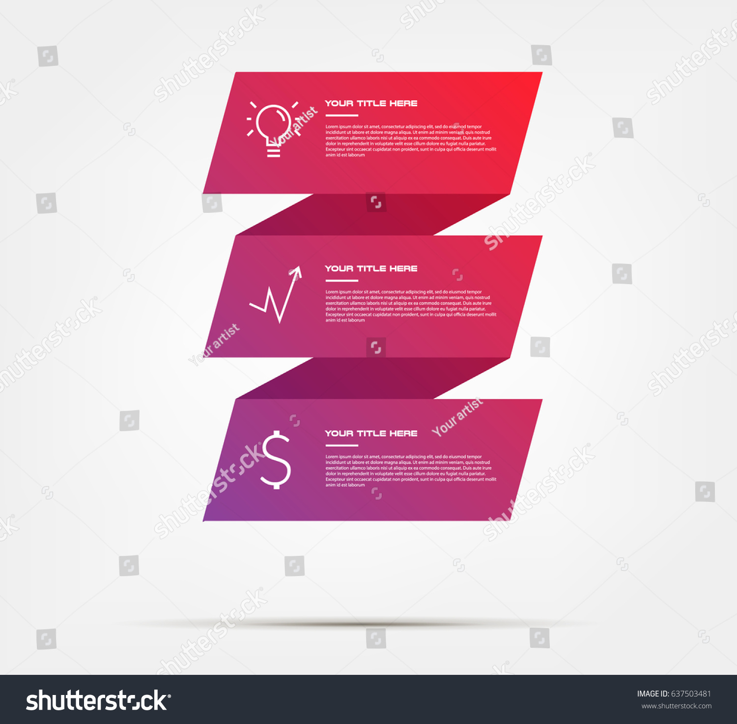 hight resolution of some of chart graph parts processes vector business template for presentation can be used for workflow layout diagram banner web design vector
