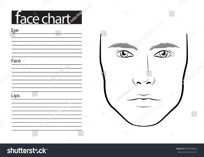 Se Makeup Design Sheet