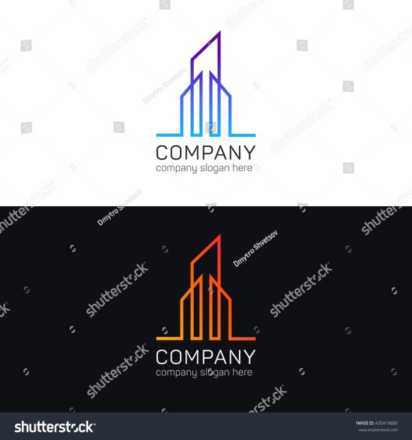 Companies Logos with Line