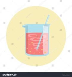 mixed beaker by stirring rod lab equipment [ 1500 x 1600 Pixel ]