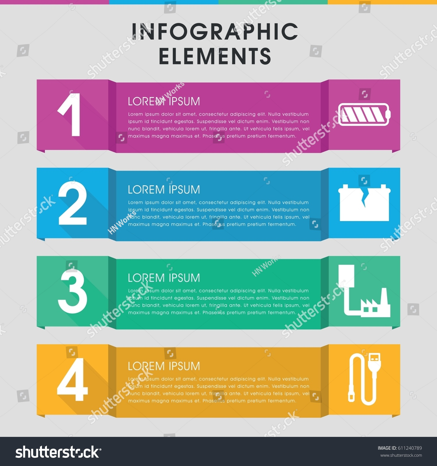 hight resolution of modern icons wiring diagram wiring diagram centremodern charger infographic template infographic design stock vectormodern charger infographic