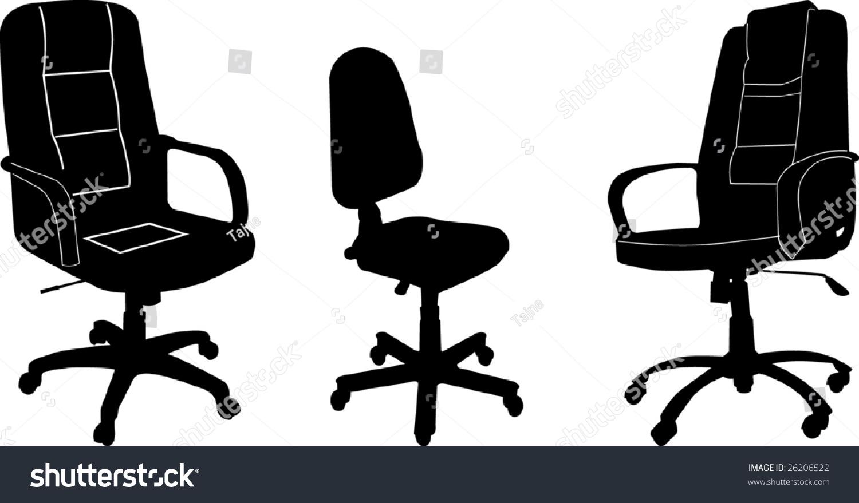 office chair vector school desk vintage modern 26206522 shutterstock