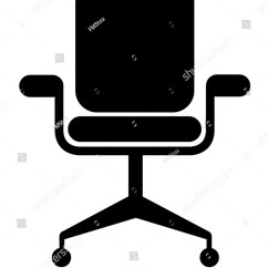 Office Chair Vector Small Massage Modern Graphic Stock 192610832
