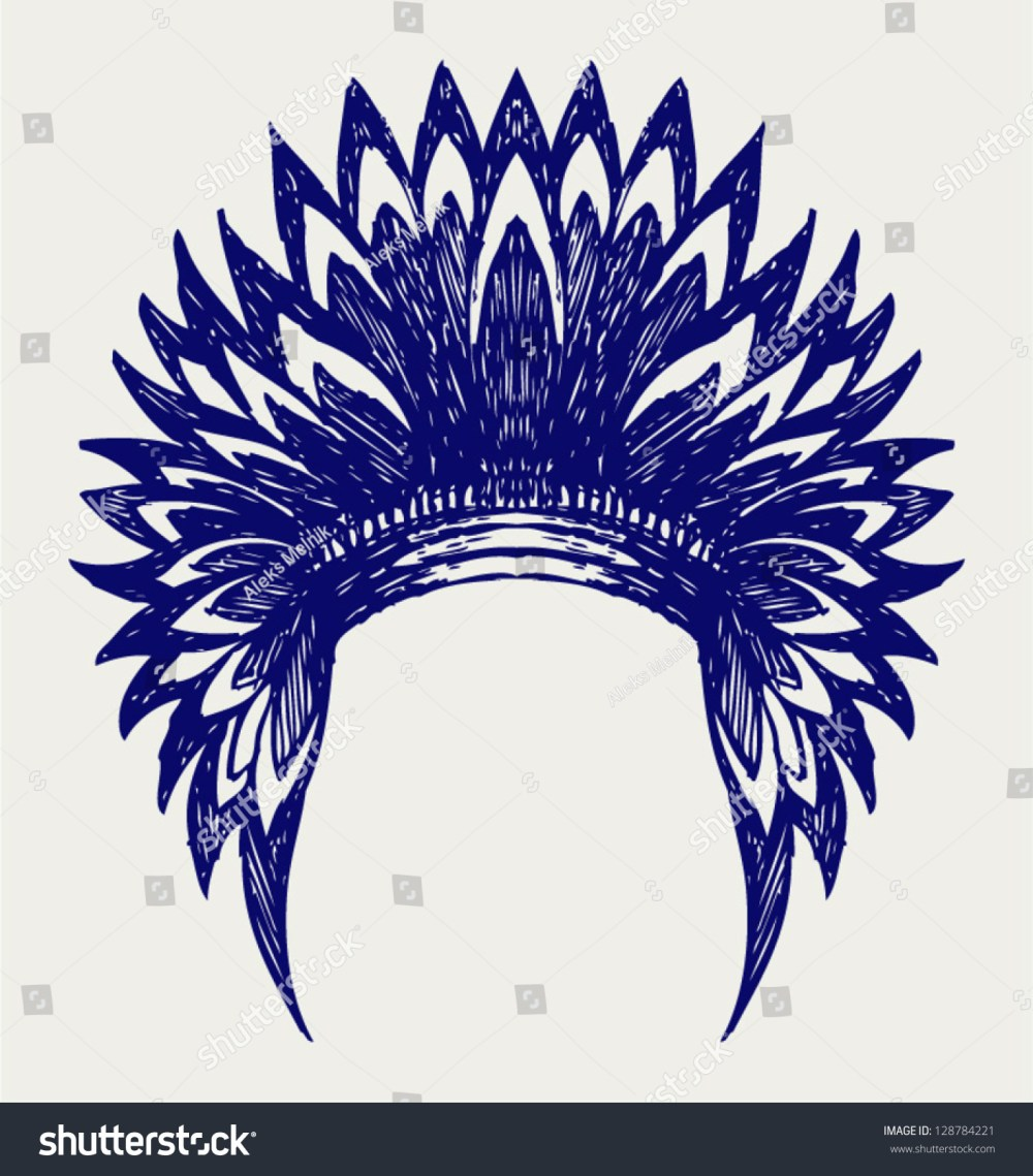 medium resolution of source image shutterstock com report thanksgiving indian headdress clipart