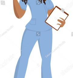 nurse avatar vector clip art logo icon  [ 693 x 1600 Pixel ]